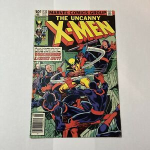 Uncanny X-Men #133 ~ 1st UXM Wolverine Solo Cover