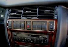 D Audi A8 D2 Chrom Rahmen für Schalterleiste - Edelstahl poliert