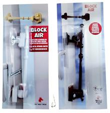 Block Air Limitatore Porte Apertura Finestre Persiane Fermaporta Chiavistello