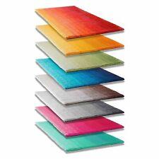 Dyckhoff Colori Badteppich Badvorleger ++ Bio Baumwolle ++ Farb- und Größenwahl