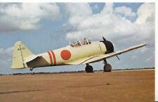 Aeroplane Postcard - Zero Replica - Japanese Fighter - Ref 1781A