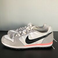 NIKE WOMEN'S GENICCO TRAINER SHOES SIZE 8.5 Pink/White/Gray 644451-101