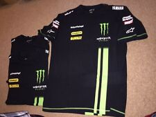 ALPINESTARS TECH3 MONSTER ENERGY TEAM ISSUE T-SHIRT XL.