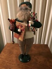 1995 Byers Choice Ltd Bearded Man With Gifts