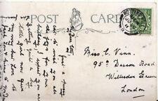Family History Postcard - Vinn - Willesden Green - London - Ref 2570A