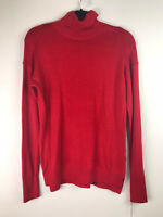 (462) NEW A New Day Womens Red Turtleneck Sweater Size Small