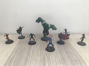 Knight Models Marvel Avengers Pro Painted