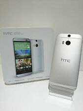 HTC ONE M8S UNLOCKED SIM FREE MOBILE PHONE SILVER or METAL GUN BRADE B