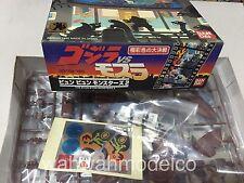 Bandai Plastic Construction Model Kit Godzilla Vs. Mothra The byun byun monsters