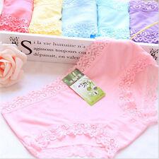 new Wholesale Women 12pcs Lady Color Random Pants Modal Cotton Briefs Underwear