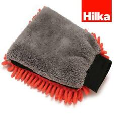 2 in 1 Waterproof Noodle Car Wash Mitt Glove Microfibre Double Sided - 83100404