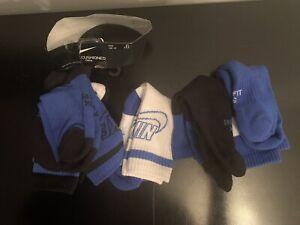 Nike Boys Cushioned Crew Socks Size 10C-3Y (6 Pack)