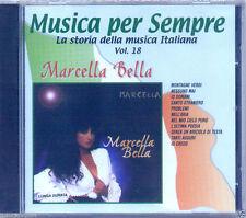 Marcella Bella I Successi (2001) CD NUOVO Nell'aria Montagne Verdi. Nessuno Mai