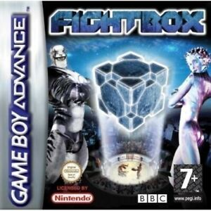 Nintendo GameBoy Advance game - Fightbox boxed