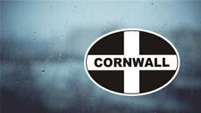 Cornwall Sticker Car/Van internal window sticker VW reverse printed