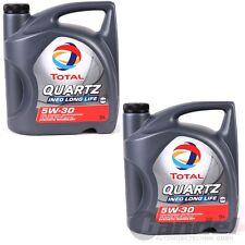 [5,29€/L] 2x5 Liter Total Quartz INEO LONG LIFE 5W-30 VW 504. 00 VW 507 00