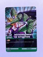 Carte Dragon ball Z Retournement De Situation DB-449
