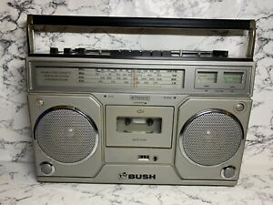 Vintage Bush BR5902A Radio Cassette Player- Boombox- Fully Working