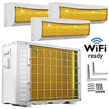3x3,5kW 12000btu Split Klimaanlage ECO TRIO Inverter Multi Klimagerät Multisplit