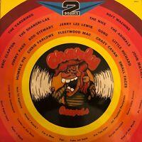 Vinyle-LP-33T -CHARLY RECORDS RARE COMPIL 2 Vinyles CLAPTON - FLEETWOOD MAC rare