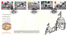 Football Decimal Great Britain First Day Covers