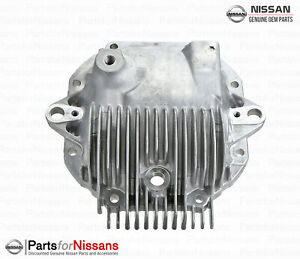 GENUINE NISSAN 350Z 370Z OEM JDM NISMO FINNED DIFFERENTIAL COVER NEW OEM