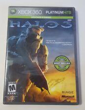 Halo 3: Platinum Hits Edition - Xbox 360 Case, Disc, & Manual 2009