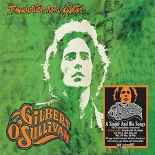 Gilbert O`Sullivan - I'm a Writer,Not a Fighter,+ Bonustracks  CD  Neu