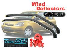 Wind deflectors Toyota Yaris 1999 - 2001  3.doors   2.pc  HEKO  29326