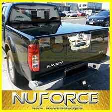 Nissan Navara D40 (2005-2015) Dual Cab  Hard Cover / Flat Lid / Tonneau Cover