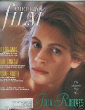Julia Roberts cover American Film magazine 1990