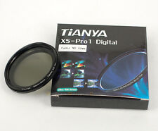 TIANYA 52 52mm XS-Pro 1D Fader ND Filter adjustable ND2 ND4 ND8 ND16 to ND400