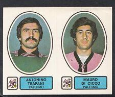 PANINI CALCIATORI FOOTBALL Adesivo 1977-78, N. 466, PALERMO-Antonino TRAPANI