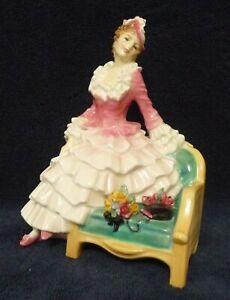 Sonia - Royal Doulton Retired Figurine HN1692 - Harradine Pretty Lady Figure