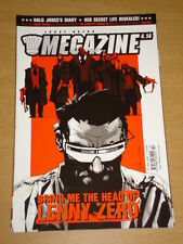 2000AD MEGAZINE 100 PAGER #14 JUDGE DREDD 2002*