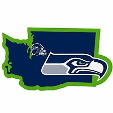 Seattle Seahawks Decal Home State NFL Washington Vinyl New Helmet USA Made
