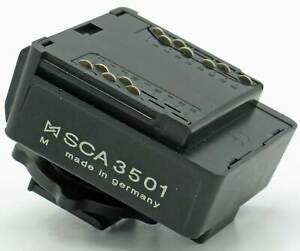 Metz Blitzadapter SCA 3501- M - Leica R8 - M6TTL  -