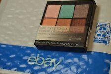 BH COSMETICS Foil Eyes to Go, 6 Color Eye Shadow Palette BNIB