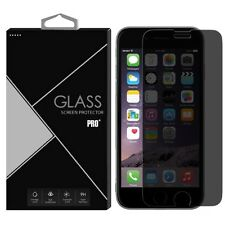 Privacy Anti-Spy Tempered Glass Screen Protector for iphone X 5 6 7 8 / 8 Plus +