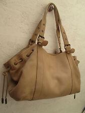 Magnifique sac à main SABRINA  en cuir  (T)BEG vintage bag