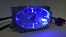 Ford Mondeo mk3 Blue Clock (silver or black clock face)