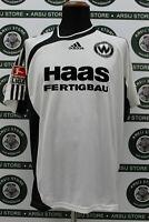 Maglia calcio WACKER BURGHAUSEN MATCH WORN shirt trikot camiseta maillot jersey