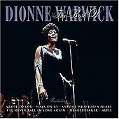 Dionne Warwick - Best of  (Live Recording, 2008) brand new and sealed