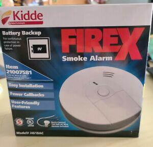 Firex Smoke Alarm Model #i4618AC