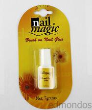 Nail Magic Professional Brush On Nail Glue - 7g False Nails
