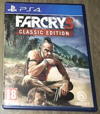 Sony - Sony Far Cry 3 Classic Edition, PS4 video game PlayStation 4 Basic
