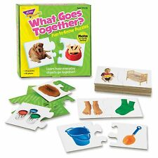 Trend Jigsaw Puzzle - Skill Learning: Matching, Vocabulary, Object (tep-36005)