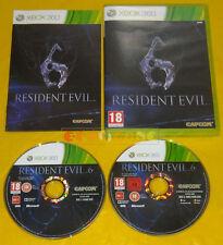 RESIDENT EVIL 6 XBOX 360 Versione Ufficiale Italiana »»»»» COMPLETO