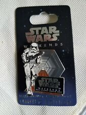 Disney Star Wars Weekends 2007 Pin - Stormtrooper Limited Edition