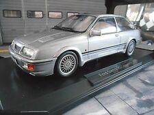 FORD Sierra RS Cosworth Coupe 1986 grau blau met NEU 182770 Norev 1:18